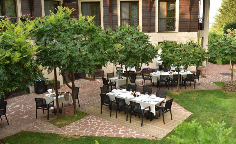 Арт градина - бутиков хотел 6аТо